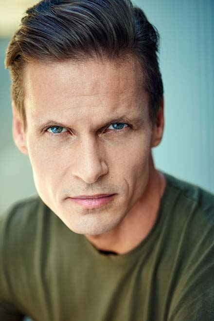 Actor Headshots for Men in Los Angeles
